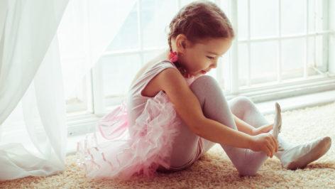 Storytelling, uma aula de balé